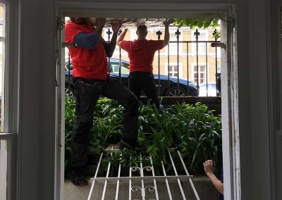 removing_metal_security_bars_from_window_1